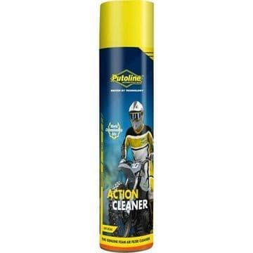 Putoline Action Cleaner Spray MX Motocross Motorbike Foam Air Filter Cleaner